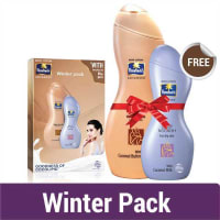 Parachute Advansed Body Lotion Winter Pack