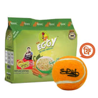 Ifad Eggy Instant Noodles Super Chicken 8 pcs (Free Tennis Ball)