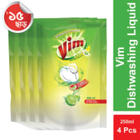 Vim Dishwashing Liquid Value Pack (250 ml)