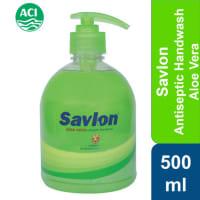 ACI Savlon Aloe Vera Antiseptic Handwash Pump
