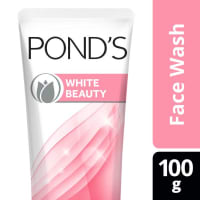 Ponds Face Wash White Beauty