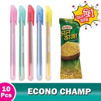 Econo Champ Ball Pen - (Krispy Dal Vaji Free) !