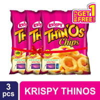Krispy ThinOs Chips (Win Exciting Gifts) Buy 2 Get 1 Free !