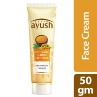 Lever Ayush Face Cream Anti Marks Turmeric