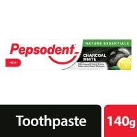 Pepsodent Toothpaste Charcoal White