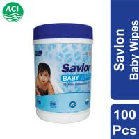 ACI Savlon Baby Wipes Jar (Anti Bacterial)