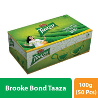 Brooke Bond Taaza (Tea Bag - 50 pcs)