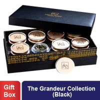 Halda Valley The Grandeur Collection (Black)