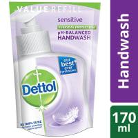 Dettol Liquid Handwash Refill Sensitive