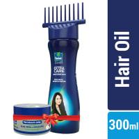 Parachute Hair Oil Advanced Extra Care Anti Hair Fall  (Petroleum jelly free)