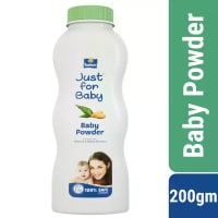 Parachute Just for Baby - Baby Powder (Almond & Neem Extract)