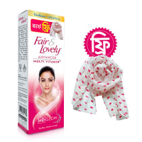 Fair & Lovely Fairness Cream Advanced Multivitamin (Scruff Free)