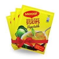 Nestle MAGGI Healthy Soup Vegetables (25 gm*4)