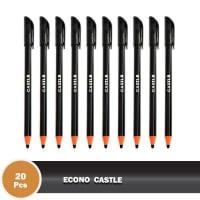 Econo Castle Pencil Pen (Black Body)