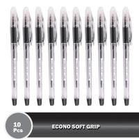 Econo Soft Grip Ball Pen
