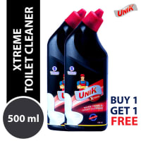 Unik Xtreme Toilet Cleaner (Buy 1 Get 1 FREE)