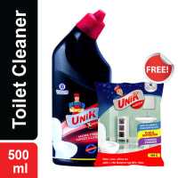 Unik Xtreme Toilet Cleaner (Unik TC Powder 400gm Free)