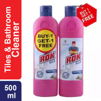 ROK SOL Tiles & Bathroom Cleaner (Buy 1 Get 1 Free)