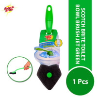 Scotch Brite Toilet Bowl Brush Green