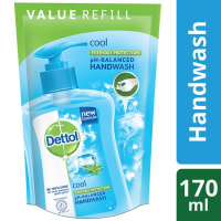 Dettol Handwash Cool Liquid Soap Refill