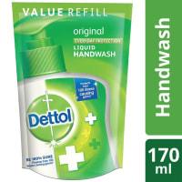 Dettol Handwash Original Liquid Soap Refill