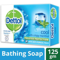 Dettol Soap Cool Bathing Bar Soap
