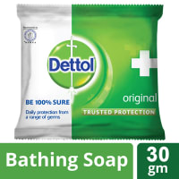 Dettol Soap Original Bathing Bar Soap
