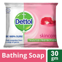 Dettol Soap Skincare Bathing Bar Soap