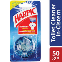 Harpic Flushmatic In-cistern Toilet Cleaner