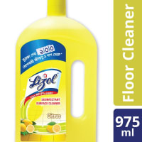 Lizol Floor Cleaner Citrus Disinfectant Surface Cleaner