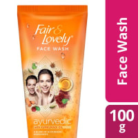 Fair And Lovely Face Wash Ayurvedic
