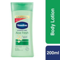 Vaseline Lotion Aloe Fresh