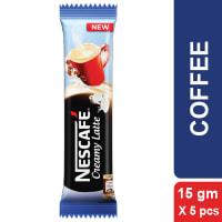 Nestle NESCAFE Creamy Latte (15 gm)