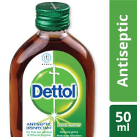Dettol Antiseptic Liquid (Brown)