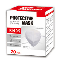 KN95 Face Mask GB2626-2006 Civil Garde (5 Layer)