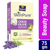 Parachute Skinpure Coco Olive Soap Bar Lavender