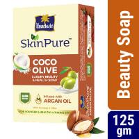 Parachute Skinpure Coco Olive Soap Bar Argan Oil
