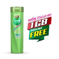 Sunsilk Shampoo Long Healthy Growth (1GB Internet Free)