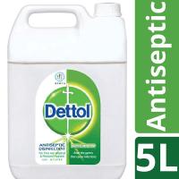 Dettol Antiseptic Liquid (Brown)