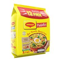 Nestle MAGGI Noodles Masala (12 Pack)