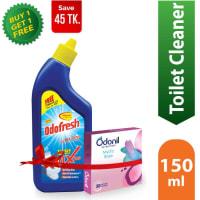 Dabur Odofresh Ultra Shine Toilet Cleaner (Odonil Air Freshner Free)