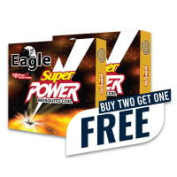 Eagle Super Power Mosquito Coil 10 Coils (Buy 2 Get 1 Free)