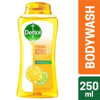 Dettol Antibacterial Bodywash Fresh Citurs