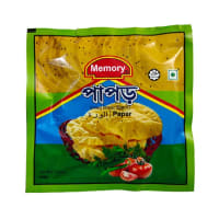 Memory Dried Ethnic Snack Papor