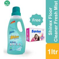 Shinex Floor Cleaner Fresh Mist (Savlon Mild Soap 100gm Free !)