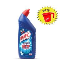 Harpic Toilet Cleaning Liquid Original (Mug Free)