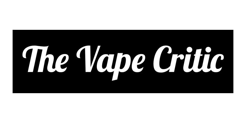 The Vape Critic Logo | Ghost Vapes