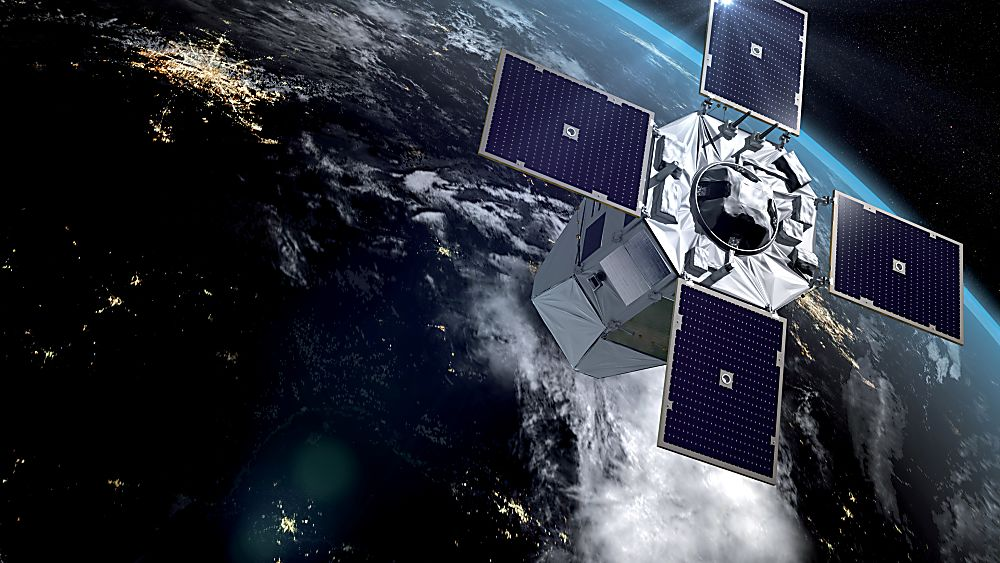Airbus Defence and Space - Thales Alenia Space - Cso/Musis © CNES/Mira Productions / R. Parot