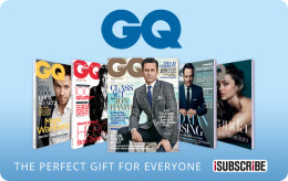 GQ (12 Month Subscription)