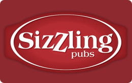 Sizzling Pubs eGift